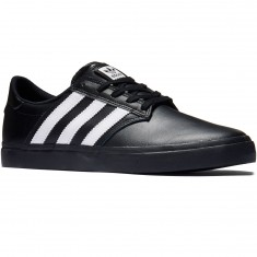 Adidas Seeley Premiere Shoes - Black/White/Black