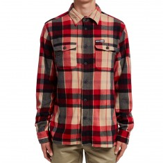 Thirty Two Rest Stop Shirt - Red