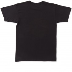 Altamont Micro Embroidery T-Shirt - Black
