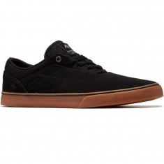 Emerica The Herman G6 Vulc Shoes - Black/Black/Gum