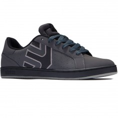 Etnies Fader LS Shoes - Dark Grey/Black