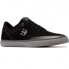 Etnies Marana Vulc Shoes - Black/Grey/Gum