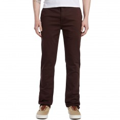 Altamont A/969 Chino Pants - Dark Brown