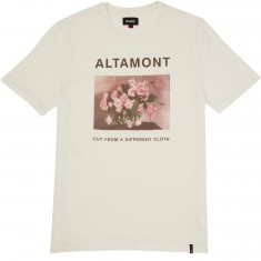 Altamont CFADC Flowers Shirt - Dirty White