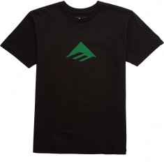 Emerica Triangle T-Shirt - Black/Green