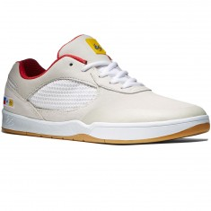 eS Swift Shoes - White/Red