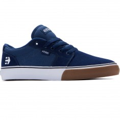 Etnies Barge LS Shoes - Blue/White/Gum