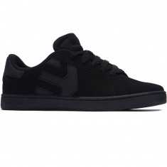 Etnies Fader LS Shoes - Black/Raw
