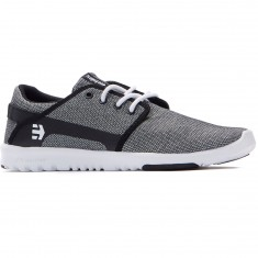 Etnies Scout Shoes - Black/Black/White