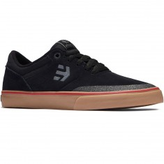 Etnies Marana Vulc Shoes - Black/Gum/Grey
