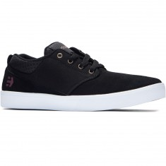 Etnies Jameson MT Shoes - Black/Black/White