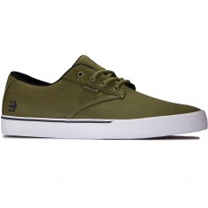 Etnies Jameson Vulc Shoes - Olive