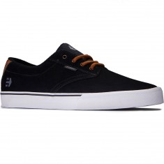 Etnies Jameson Vulc Shoes - Black/Brown/Grey