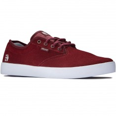 Etnies Jameson SL Shoes - Burgundy