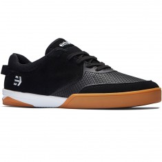 Etnies Helix Shoes - Black/White/Gum