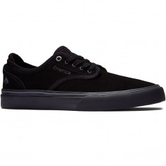Emerica Wino G6 Shoes - Black/Black