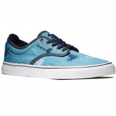 Emerica Wino G6 Shoes - Blue/White/Navy