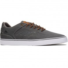 Emerica The Reynolds Low Vulc Shoes - Blackwash