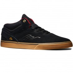 Emerica Westgate Mid Vulc Shoes - Black/Gum