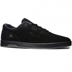 Emerica Westgate CC Shoes - Black/Grey/Grey