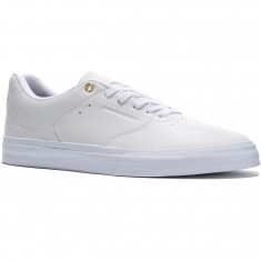 Emerica RLV Reserve Shoes - White/White