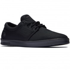 Etnies Barrage SC Shoes - Black/Black/Black