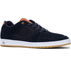 eS Accel Slim Shoes - Navy/Brown/White
