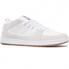 eS SLB Mid Shoes - White