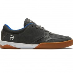 Etnies Helix Shoes - Dark Grey/White/Gum