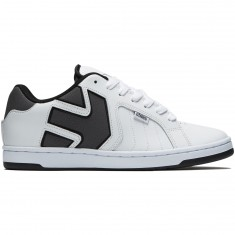 Etnies Fader 2 Shoes - White/Grey/Black