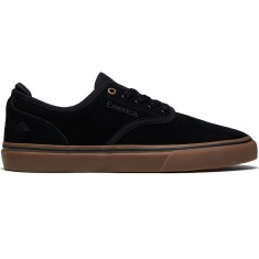 Emerica Wino G6 Shoes - Black/Gum