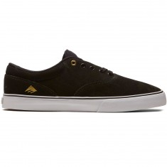 Emerica Provost Slim Vulc Shoes - Green/Black/White