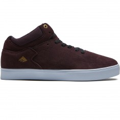 Emerica The Hsu G6 Shoes - Purple/White