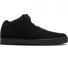 Emerica The Hsu G6 Shoes - Black/Dark Grey