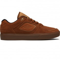 Emerica Reynolds G6 Shoes - Brown/Gum
