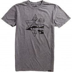 Etnies X Pyramid Country Icon T-Shirt - Grey