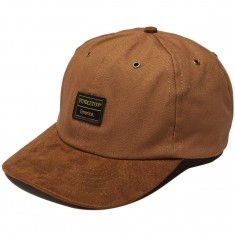 Emerica Pendleton 6 Panel Hat - Copper