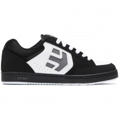 Etnies Swivel Shoes - Black/White/Grey