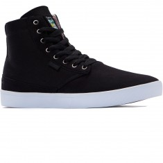 Etnies Jameson HT Shoes - Black/White/Gum