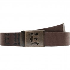 Emerica Old E Belt - Brown