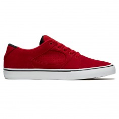 eS Square Three Shoes - Red