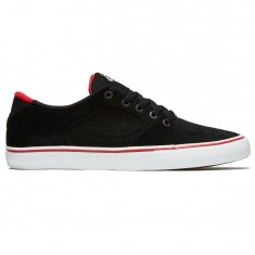 eS Square Three Shoes - Black/White/Red