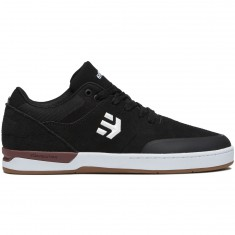 Etnies Marana XT Shoes - Black/White/Burgundy