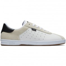 Etnies The Scam Shoes - White/Black