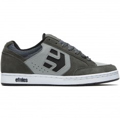Etnies Swivel Shoes - Grey/Black/White