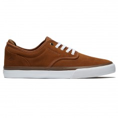 Emerica Wino G6 Shoes - Brown/White
