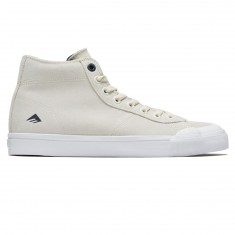 Emerica Indicator High Shoes - White/White