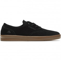 Emerica The Romero Laced Shoes - Black/Charcoal/Gum