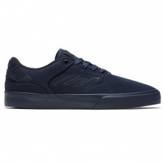 Emerica The Reynolds Low Vulc Shoes - Navy/Navy/Grey