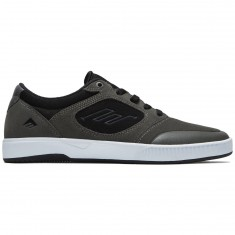 Emerica Dissent Shoes - Grey/Black/White